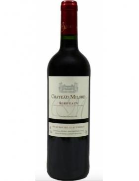 Château Milord - Rouge - 2016 - Vin Bordeaux