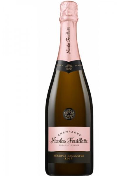 Nicolas Feuillatte Exclusive Brut Rosé