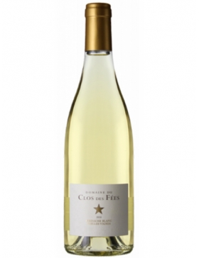 Domaine Clos des Fées - Vieilles vignes - Blanc - 2018 - Vin Côtes Catalanes IGP