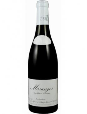 Leroy SA - Maranges - Rouge - 2003 - Vin Bourgogne