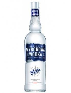 Wyborowa Vodka - 4,5 L - Spiritueux Vodka