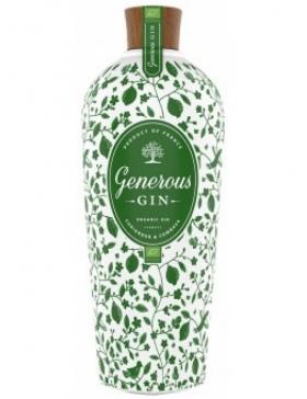 Generous Gin Organic Bio - Spiritueux Gin