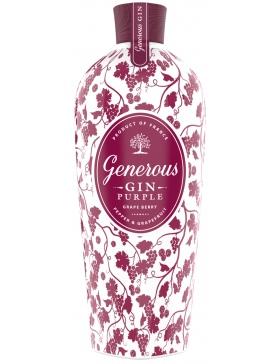 Generous Gin Purple - Spiritueux Gin