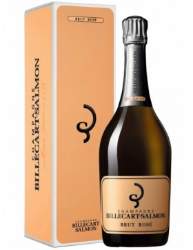 Billecart-Salmon Brut Rosé - Etui