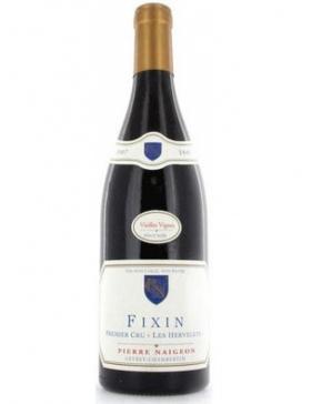 Pierre Naigeon - Fixin 1er Cru Hervelets - 2013 - Vin Côte de Nuits