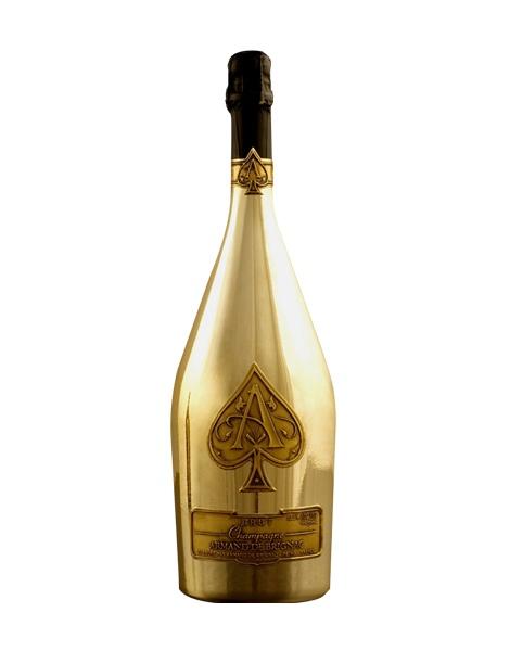 champagne armand de brignac brut gold magnum au meilleur prix