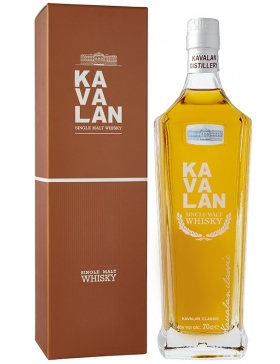 Kavalan Single Malt Whisky - Spiritueux Whisky du Monde