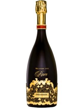 Piper-Heidsieck Cuvée Rare 2002 - Champagne AOC Piper-Hiedsieck