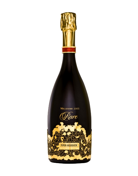 Piper-Heidsieck Cuvée Rare 2002
