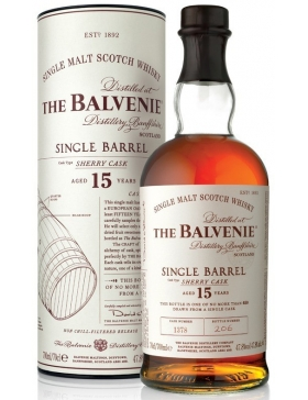 The Balvenie 15 ans Sherry Cask