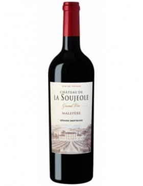 Gérard Bertrand - Château la Soujeole - Grand Vin - 2017 - Vin AOP Malepère