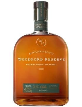 Woodford Reserve - Rye Whiskey - Spiritueux Bourbon Whiskey