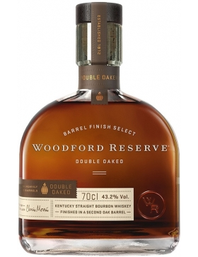 Woodford Reserve - Double Oaked - Spiritueux Bourbon Whiskey