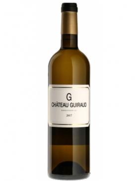 G de Château Guiraud - Blanc - 2019