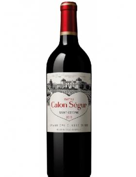 Château Calon-Ségur 2016 - Caisse bois - Vin Saint-Estèphe