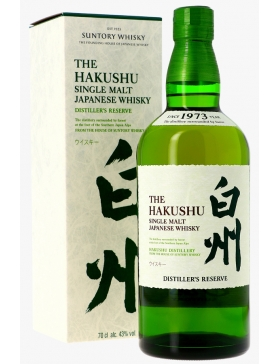 Hakushu Distiller's Reserve Whisky - Spiritueux Whisky du Monde