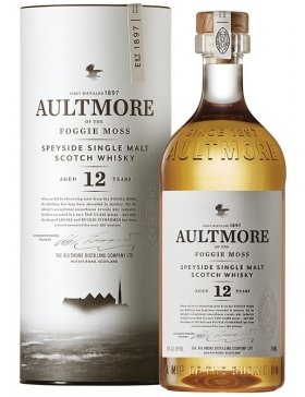 Aultmore 12 ans Scotch Whisky