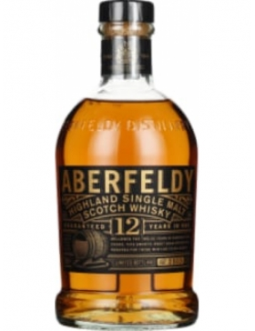 Aberfeldy 12 ans Scotch Whisky - Spiritueux Ecosse / Highlands