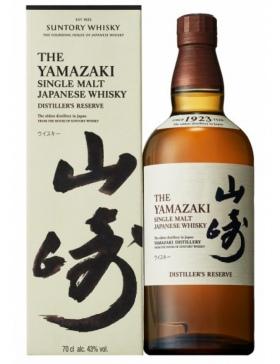 Yamazaki Distiller's Reserve - Spiritueux Japon