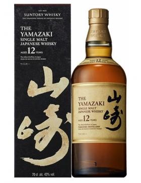 Yamazaki 12 ans Whisky - Spiritueux Whisky du Monde