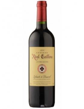 Château Réal Caillou - Lalande de Pomerol - Cuvée Lectio - 2018 - Vin Lalande de Pomerol