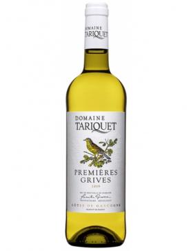 Domaine Tariquet - Premières Grives - 2020 - Vin Côtes de Gascogne