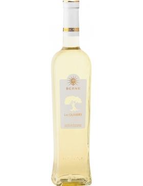 Berne - Les Oliviers - Blanc - 2019 - Vin Côtes de Provence