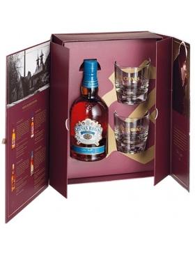 Chivas Régal - Mizunara Coffret 2 Verres - Spiritueux Blended Whisky