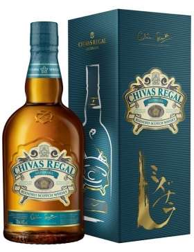 Chivas Régal - Mizunara - 40% - Spiritueux Blended Whisky