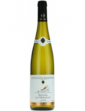 Dopff & Irion - Riesling Les Murailles - 2019 - Vin Riesling