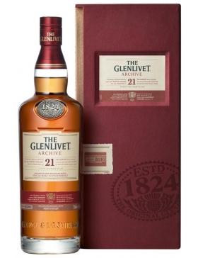 The Glenlivet Archive 21 Ans