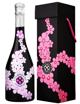 Infinite Eight - Cuvée Blossom - Champagne AOC Infinite Eight