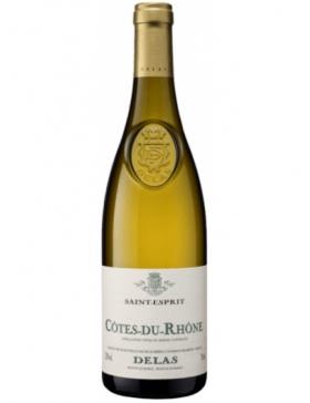 Delas Freres Côtes du Rhône - Blanc - Saint-Esprit - 2019 - Vin Côtes du Rhône