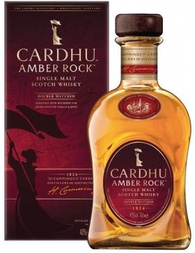 Cardhu - Amber Rock Scotch Whisky