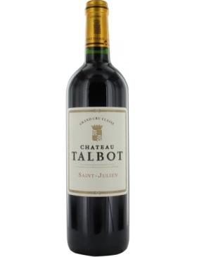 Château Talbot - 2014 - Vin Saint-Julien
