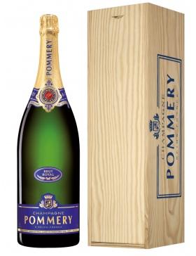 Pommery Brut Royal Jéroboam - Champagne AOC Pommery