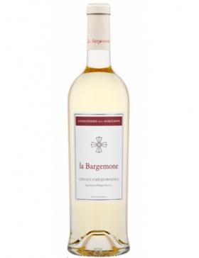 Commanderie de la Bargemone - Blanc - 2020 - Vin Coteaux d'Aix en Provence
