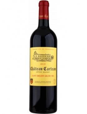 Château Carteau - Rouge - 2018