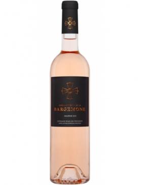 Commanderie de la Bargemone - Rosé - 2020 - Vin Coteaux d'Aix en Provence