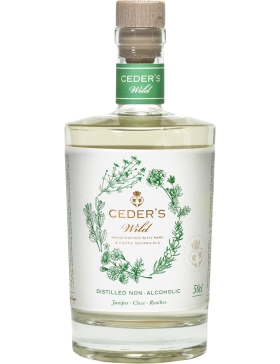 Ceder's Wild - Sans alcool - Spiritueux Gin