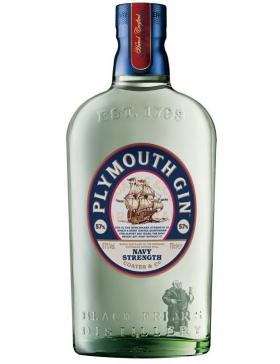 Plymouth Gin Navy Strength - Spiritueux Gin