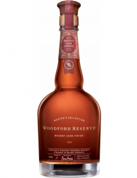 Woodford Reserve - Master's Collection Brandy Cask Finish - Spiritueux Bourbon Whiskey