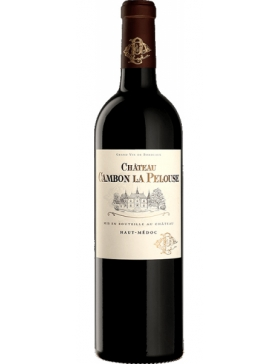 Château Cambon La Pelouse - 2017 - Vin Haut Médoc