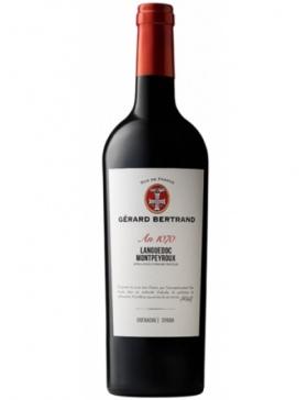 Gérard Bertrand - Héritage Montpeyroux - 2018 - Vin AOP Montpeyroux