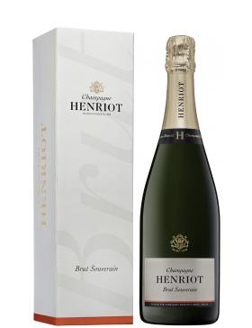 Henriot - Brut Souverain - Etui