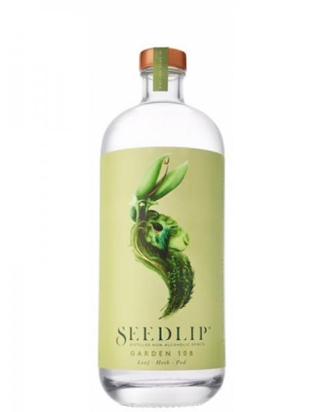 Seedlip - Garden 108 - Sans alcool