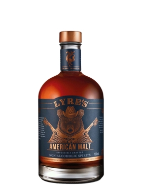 LYRE'S - American Malt - Sans alcool - Spiritueux Liqueurs