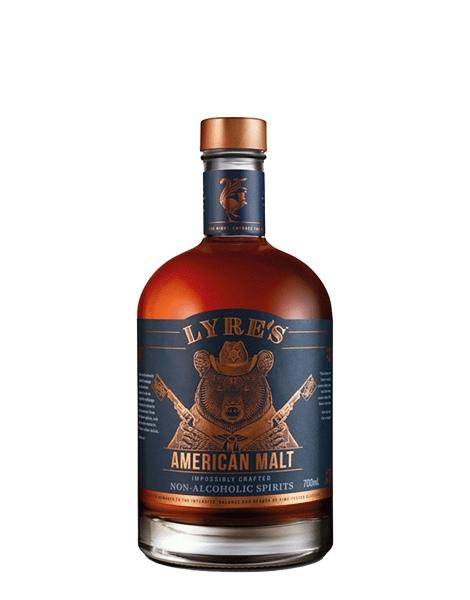 LYRE'S - American Malt - Sans alcool