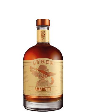 LYRE'S - Amaretti - Sans alcool - Spiritueux Liqueurs
