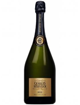 Charles Heidsieck Brut Millésime - 2012 - Champagne AOC Charles Heidsieck